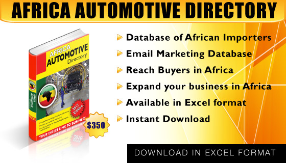 The Rising Demand for Automobile Spare Parts in Africa