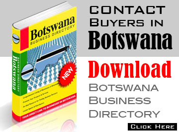 Botswana Importers Directory: Africa Business Directory Series